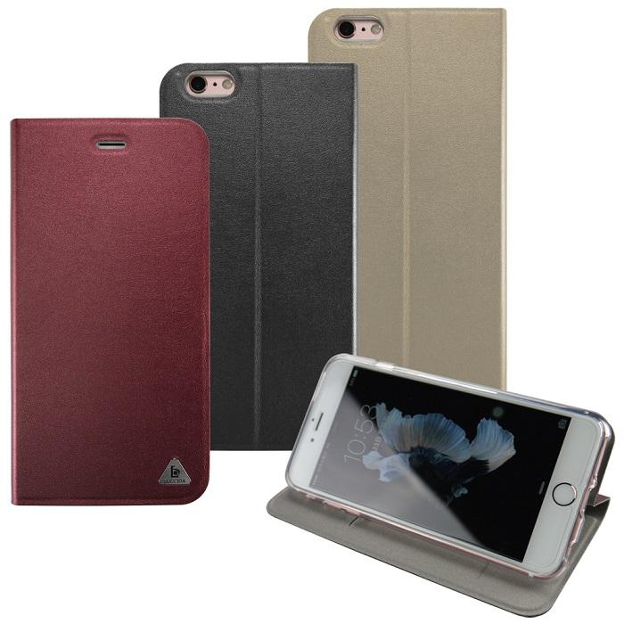 LUCCIDA iPhone6 Plus/iPhone6s Plus 典雅側立皮套