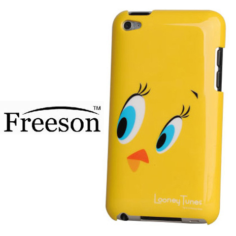 Freeson LOONEY TUNES iPod touch 4 保護殼 - 崔蒂