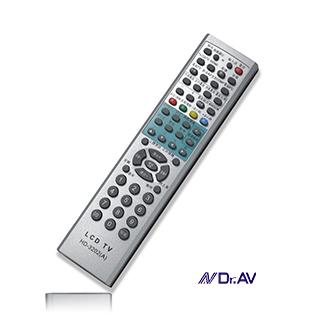 Dr.AV HD-3202 弘映光電Esonic.兆赫.ZINWELL  液晶電視遙控器 LCD全系列適用 含位電視遙控功能