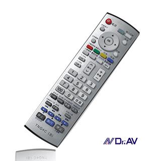 Dr.AV TNQ4C 國際 PANSONICG 液晶電視遙控器 LCD全系列適用