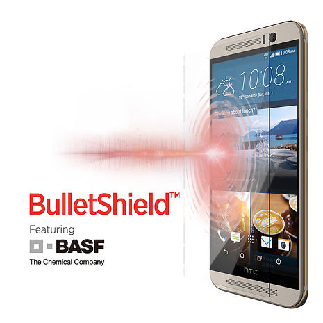 Tech21 英國超衝擊 HTC One M9 防撞抗刮修復螢幕保護貼