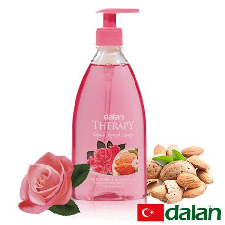 【土耳其dalan】野生玫瑰&甜杏仁油健康洗手乳
