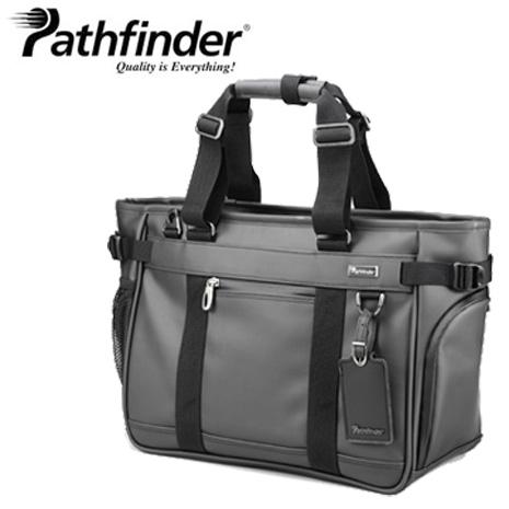 【Pathfinder】防水耐磨 Rev 2系列 小型托特包-石墨黑