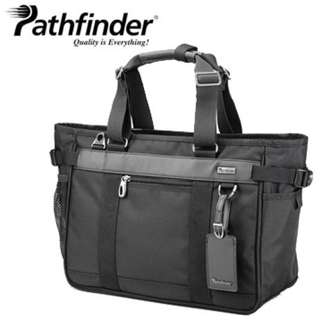 【Pathfinder】輕量有型 Avenger系列 小型托特包-碳纖黑