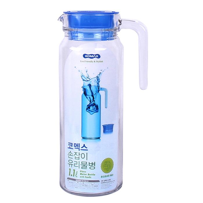 KOMAX 玻璃冷水壺 1100ml(20467)