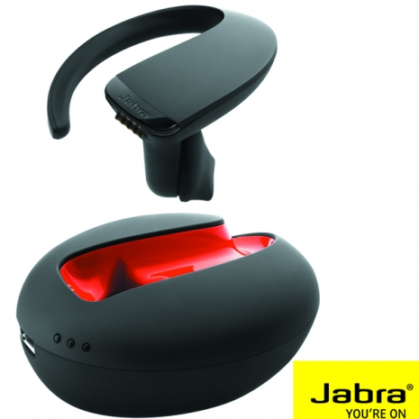 【Jabra】STONE3 炫石3 無線耳後式藍牙耳機(黑)