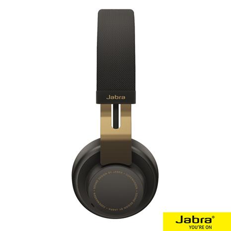 【Jabra】Move Wrieless耳罩式藍牙無線耳機(金)
