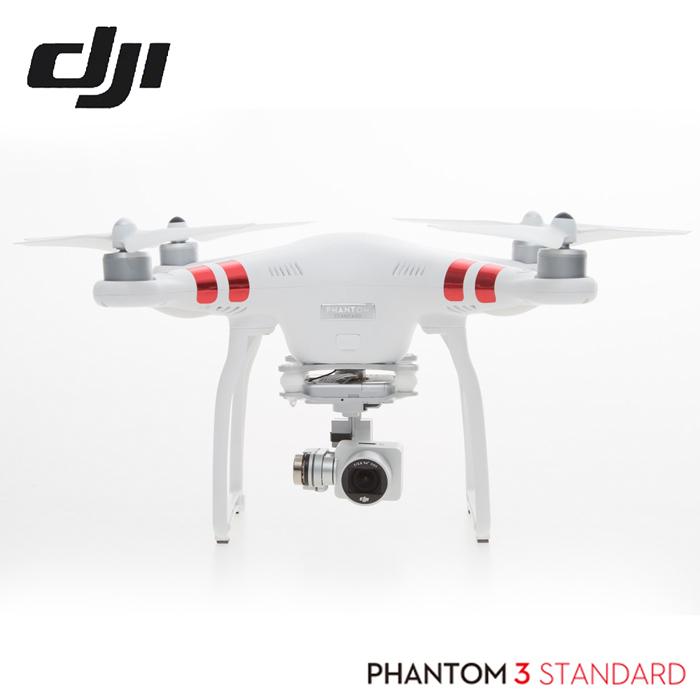 【DJI】Phantom 3 空拍飛行器(Standard版)
