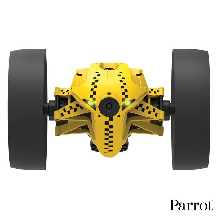 【Parrot】Jumping Race 競速版跳躍遙控車機器人(Tuk Tuk琥珀黃)