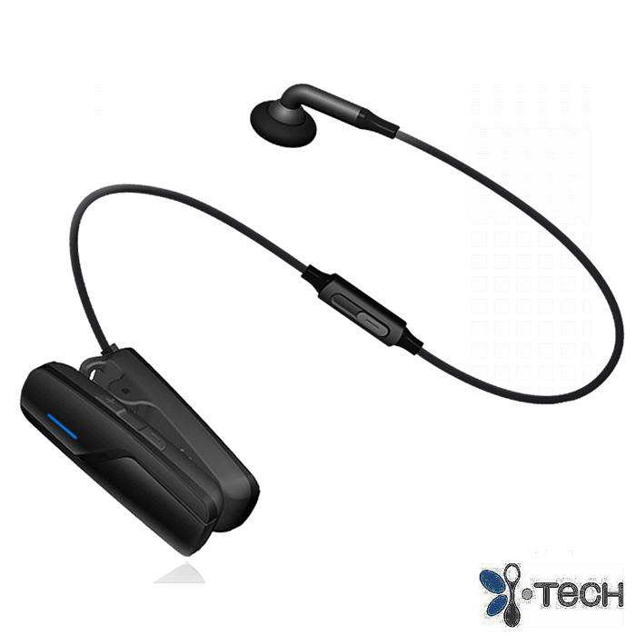 【i-Tech】VoiceClip 3100 單耳立體聲藍牙耳機