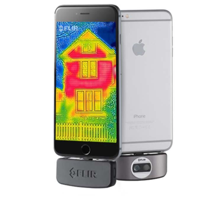 Flir One 紅外線熱影像機殼(iphone版)
