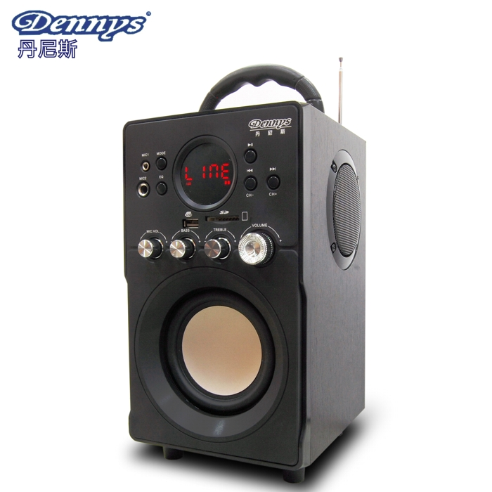 Dennys 2.1多媒體音響(WS-330)