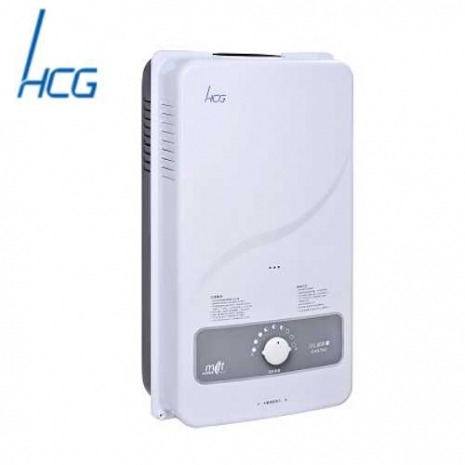 【和成】GH-570Q 自然排氣屋外公寓型機械恆溫熱水器 11L (天然瓦斯)