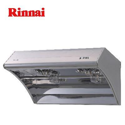林內RH-9037S斜背深罩式排油煙機 90CM(不鏽鋼)