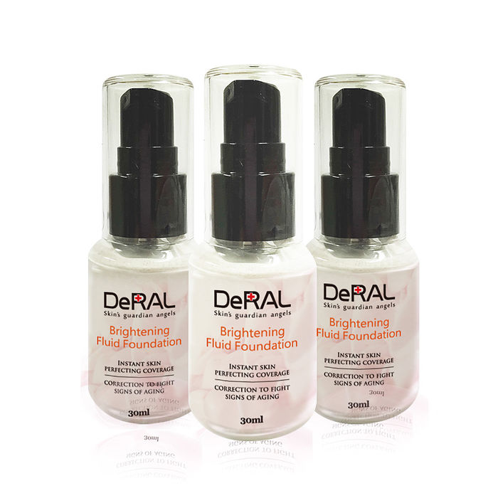 【DeRAL】超模晶亮嫩白乳霜(30mlx3)-特惠