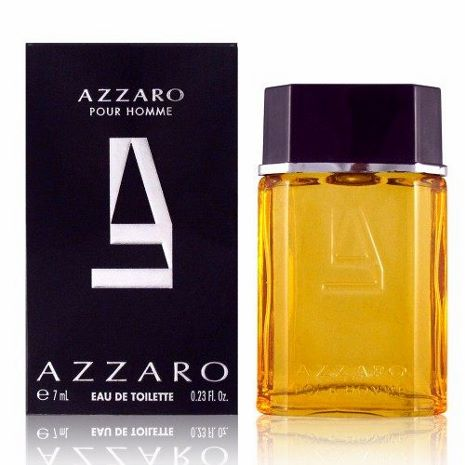 AZZARO 經典男性淡香水 7ml