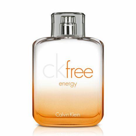 Calvin Klein CK FREE ENERGY男性淡香水 100ml TESTER 無盒裝