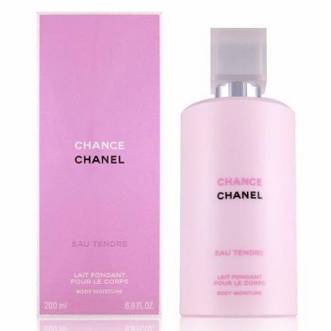 CHANEL 香奈兒 CHANCE 粉紅甜蜜版身體乳液 200ml