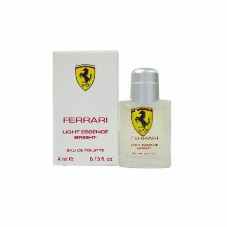 Ferrari 法拉利 Light Essence Bright 法拉利光元素中性淡香水 4ml