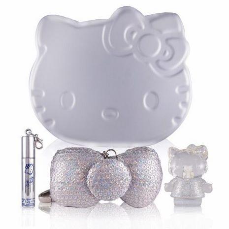 Hello Kitty Diamond 炫銀Kitty 香氛禮盒