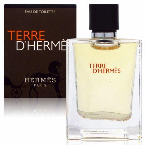 HERMES 愛馬仕 大地男性淡香水 5ml 贈禮品袋