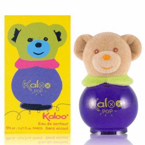 Kaloo POP 彩繪熊香水-紫 8ml