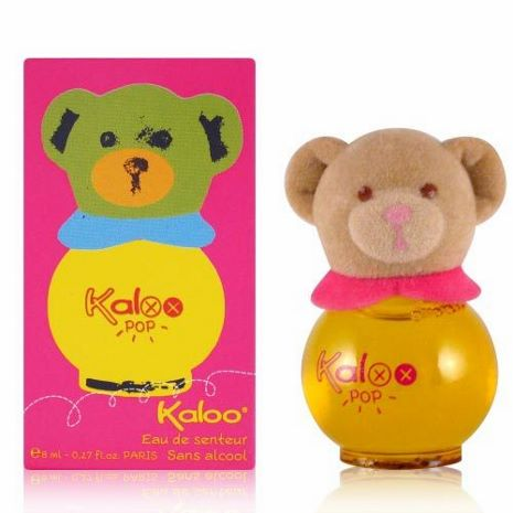 Kaloo POP 彩繪熊香水-黃 8ml