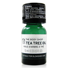 THE BODY SHOP 美體小舖 天然茶樹精油 10ml ^(2016年版^)