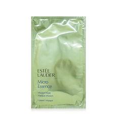 EsteeLauder 雅詩蘭黛 微分子晶透面膜 片 x1片 送 專櫃化妝包