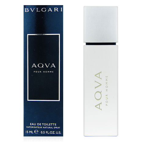 BVLGARI 寶格麗 AQVA POUR HOMME 水能量男性淡香水 15ml 噴式