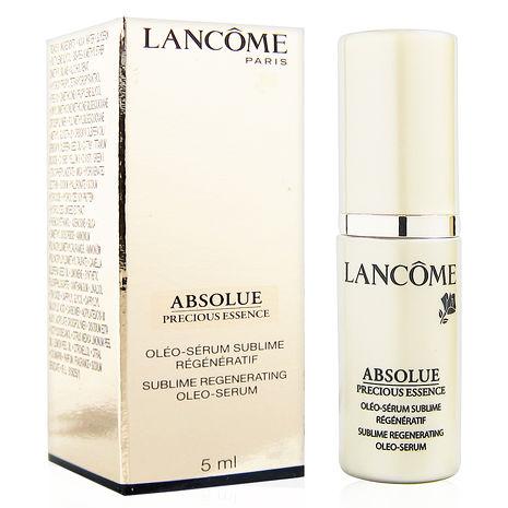 LANCOME 蘭蔻 絕對完美極緻活化雙精粹 5ml 贈專櫃隨機化妝包