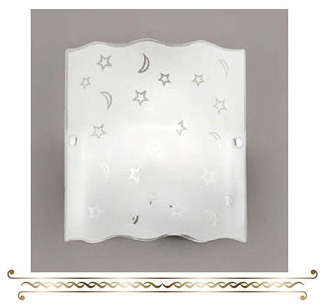 星空彩繪玻璃壁燈 單顆 FT-32837