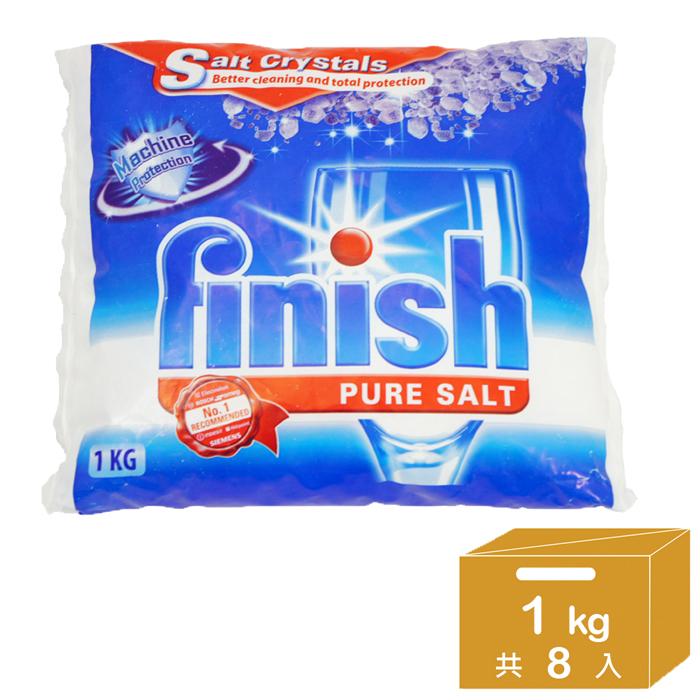 亮碟 洗碗機軟化鹽(1kgx8入)