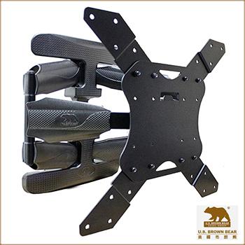 【美國布朗熊】 VCMB60懸臂式電視壁掛架-適用40吋~60吋電視