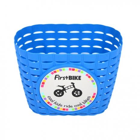 【FirstBike】原廠車前小籃子(藍)