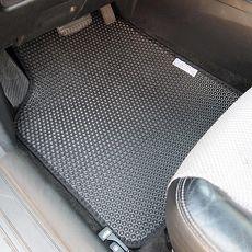~亞克~EVA防水集塵踏墊~駕駛前座 ^(汽車︱車墊︱座墊^)