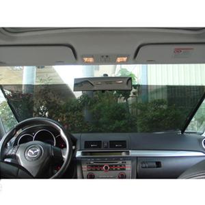 行駛中前窗遮陽簾 (車用 捲簾 窗簾 防曬 隔熱 抗UV)