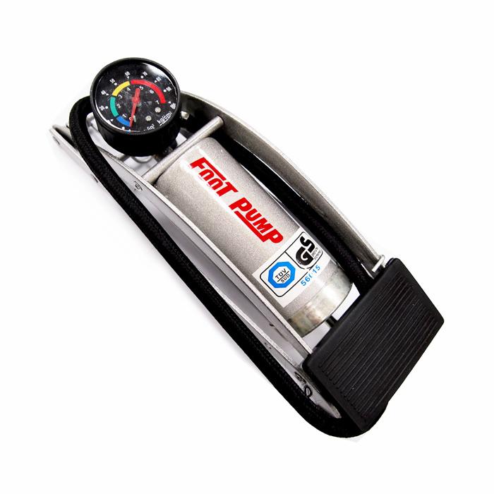 【APP限定】行家耐用型單管打氣機 (腳踏車︱輪胎︱充氣︱道路救援)