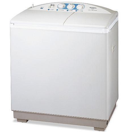 ★加碼贈好禮★Panasonic國際牌9公斤雙槽大海龍洗衣機NW-90RC-T