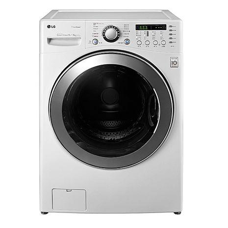 ★買再送好禮★LG 樂金 15公斤蒸氣變頻洗脫烘滾筒洗衣機 (WD-S15DWD)