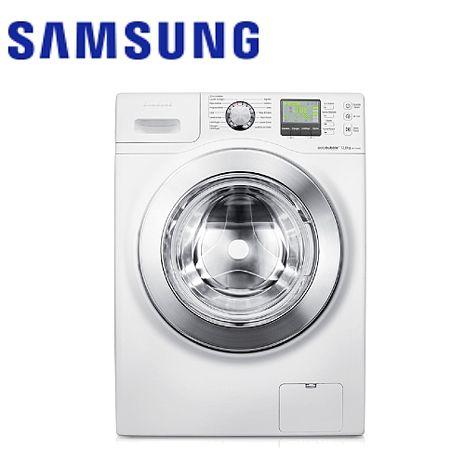 ★結帳再折★Samsung 三星 12KG變頻滾筒式洗脫洗衣機【WF1124XBC/XTW 】