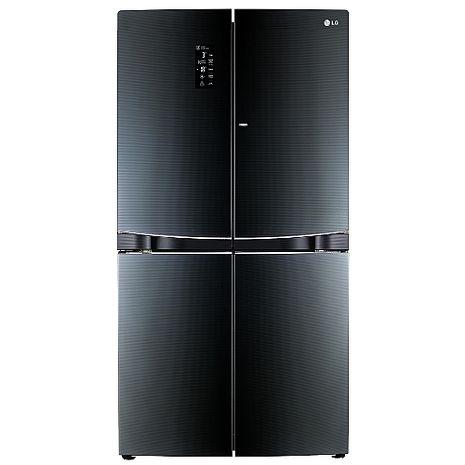 ★加碼贈好禮★LG 樂金870L 門中門魔術空間多門冰箱 GR-DBF80G