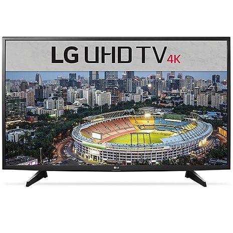 LG 樂金 43型4K UHD Smart LED液晶電視 -43UH610T