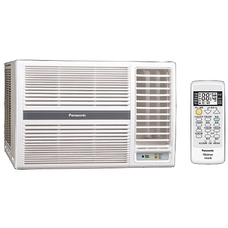 Panasonic 國際牌 約4坪《變頻》+《冷暖》 右吹窗型冷氣 CW-G40HA2