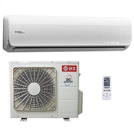 日立 HITACHI 《變頻》+《冷暖》一對一頂級型分離式冷氣 RAC-22NB/RAS-22NB