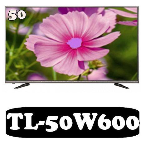 ★買再送好禮★CHIMEI 奇美 50吋 FHD液晶顯示器+視訊盒 TL-50W600