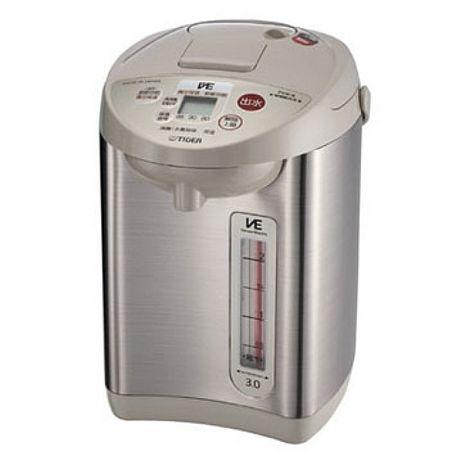 TIGER 虎牌 日本原裝 2.91公升VE真空電動熱水瓶 PVW-B30R