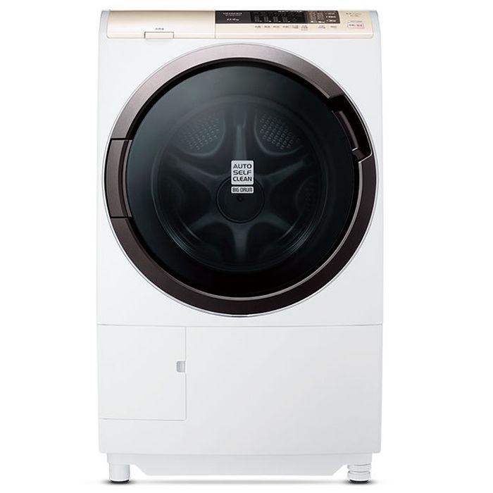 ★加碼贈好禮★日立HITACHI 11公斤 風熨斗.滾筒式洗脫烘洗衣機 SFSD2100A (左開)