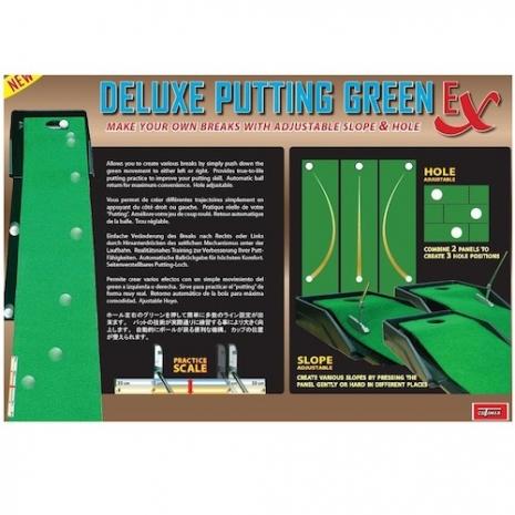 高爾夫坡道球洞多變化果嶺推桿練習器