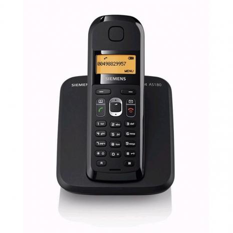 西門子DECT數位無線電話AS-180